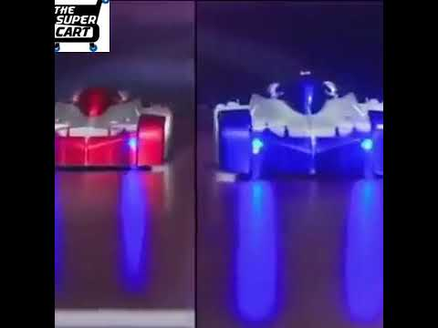 GRAVITY DEFYING RC CAR -review