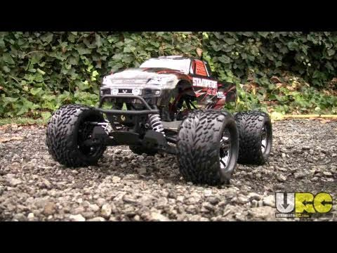 Estampida de Traxxas 4×4 VXL initial review & field test