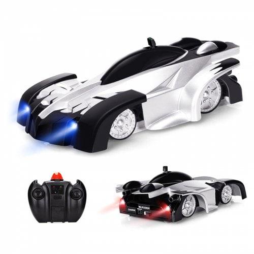 Intelligent Infrared Remote Control Wall Climbing Drift Electric Car Model Toy