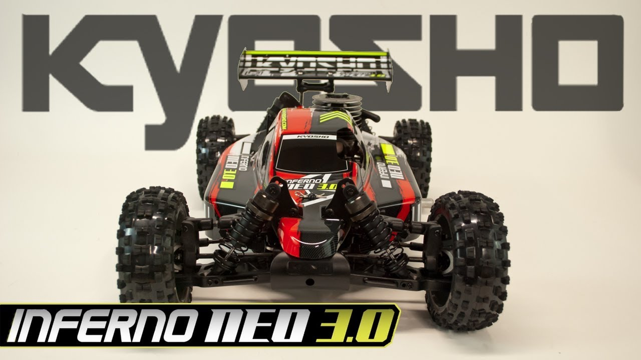 Kyosho Inferno EVO 3.0 – Tested.com Review