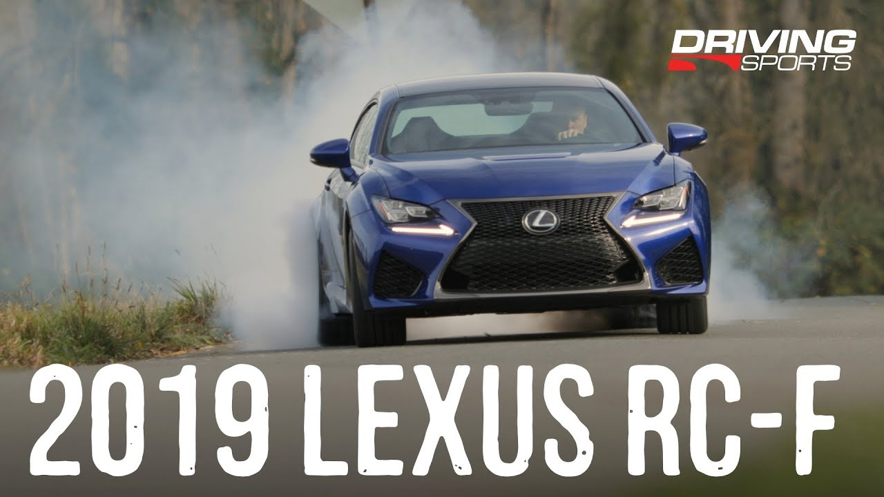 2019 Lexus RCF – Better than BMW or Mercedes? Full Review #drivingsportstv