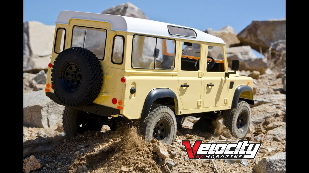 RC4WD GELANDE 2 RTR REVIEW – VELOCITY RC CARS MAGAZINE