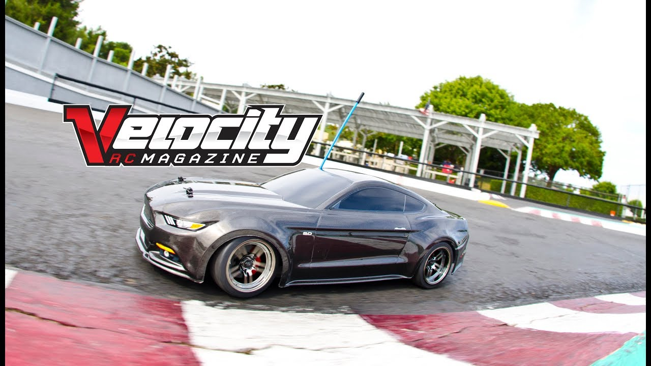 Traxxas Ford Mustang GT Review – Revista Velocity RC Cars
