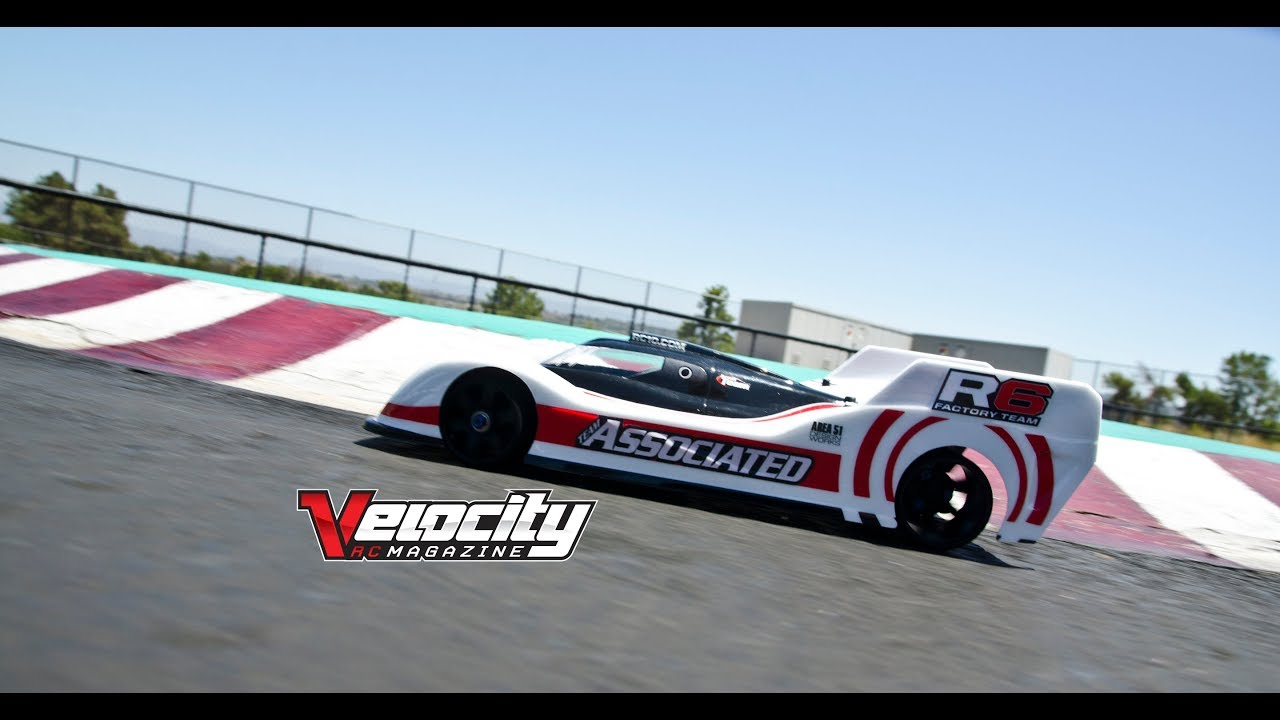 Team Associated RC12 R6 Review – Velocity RC Cars Magazine