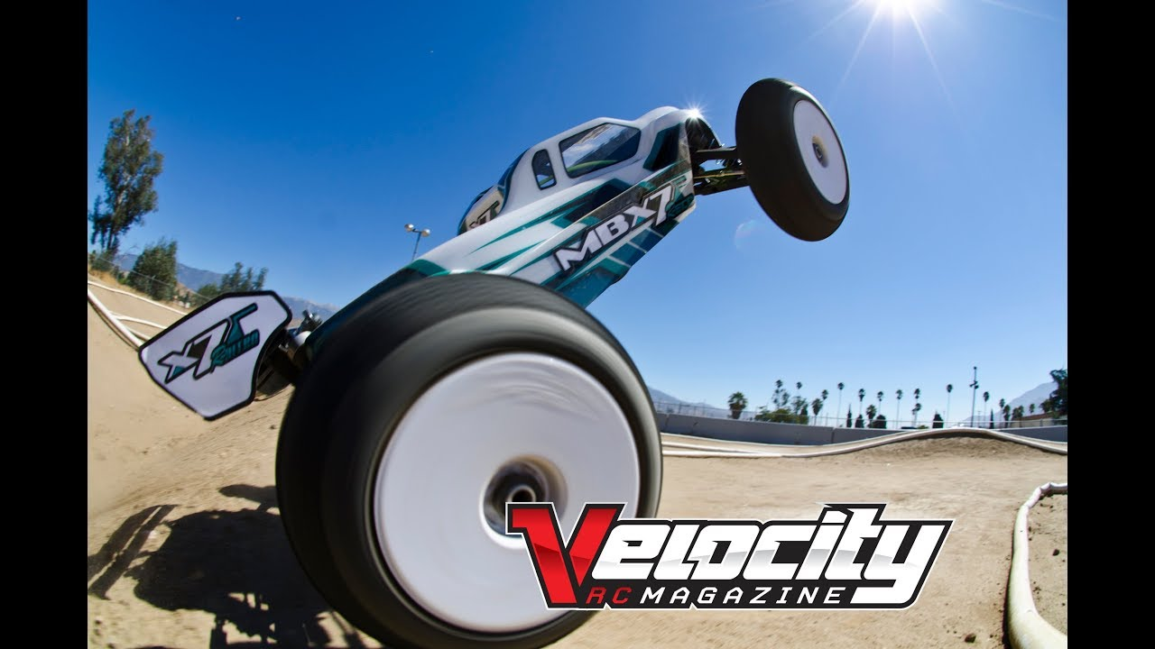 Mugen Seiki MBX7TR ECO Review   Velocity RC Magazine