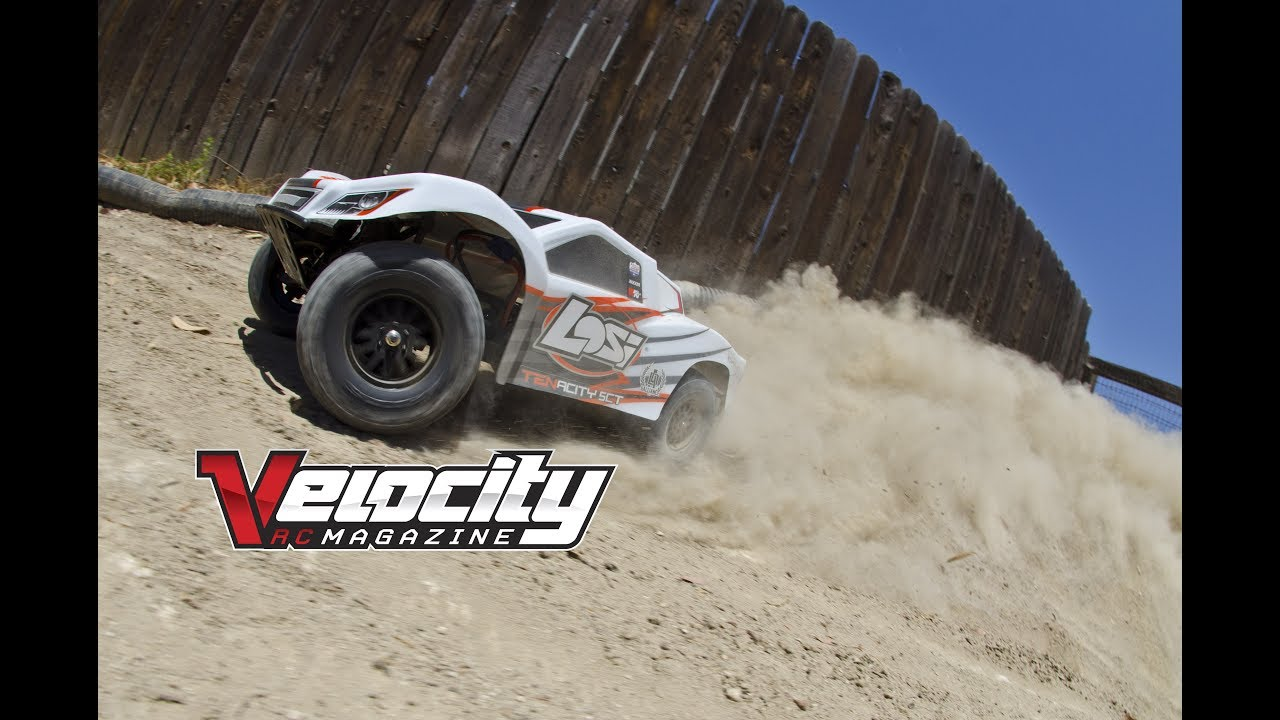 Losi Tenacity Review – Velocity RC Cars Magazine