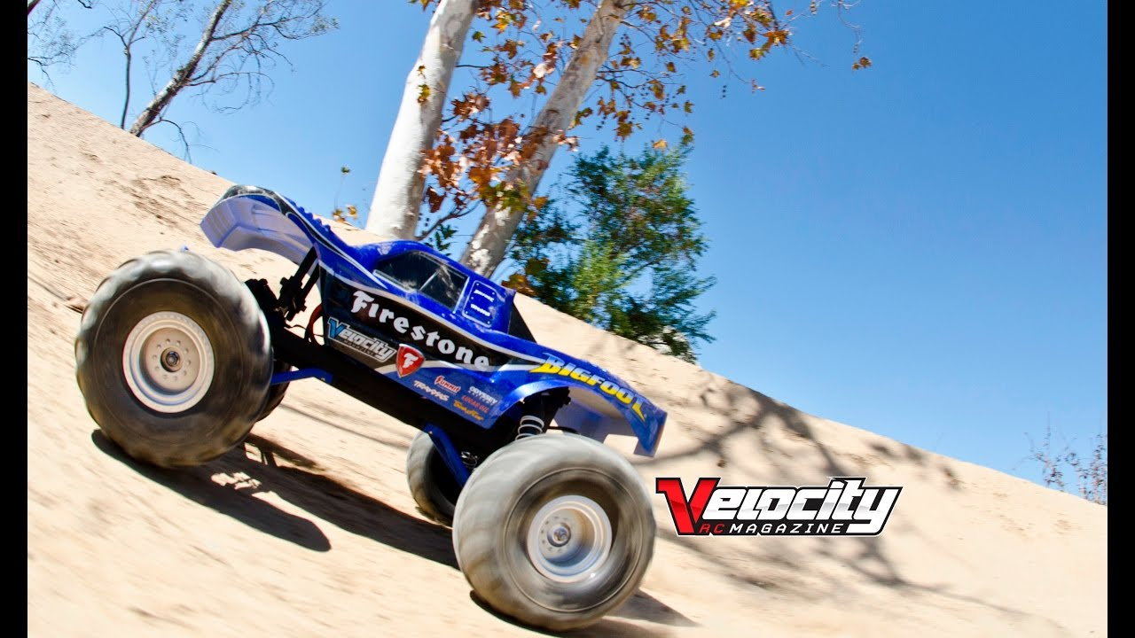 Traxxas Bigfoot Review – Velocity RC Cars Magazine