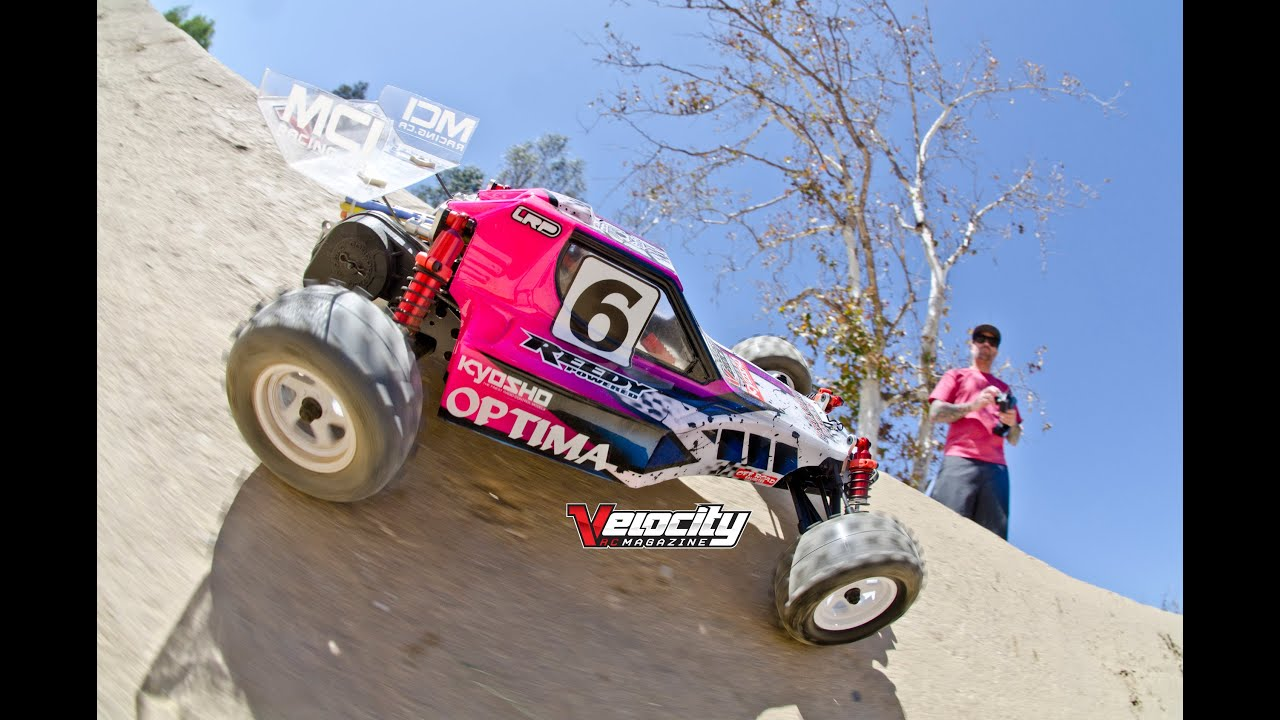 Kyosho Optima  Review – Velocity RC Cars Magazine