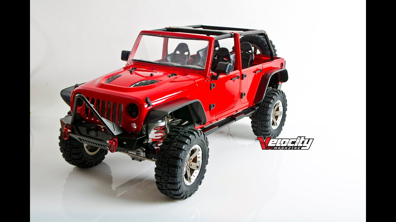 We Hate/Love – Capo Racing JK Review Part 1 – Velocity RC Cars Magazine