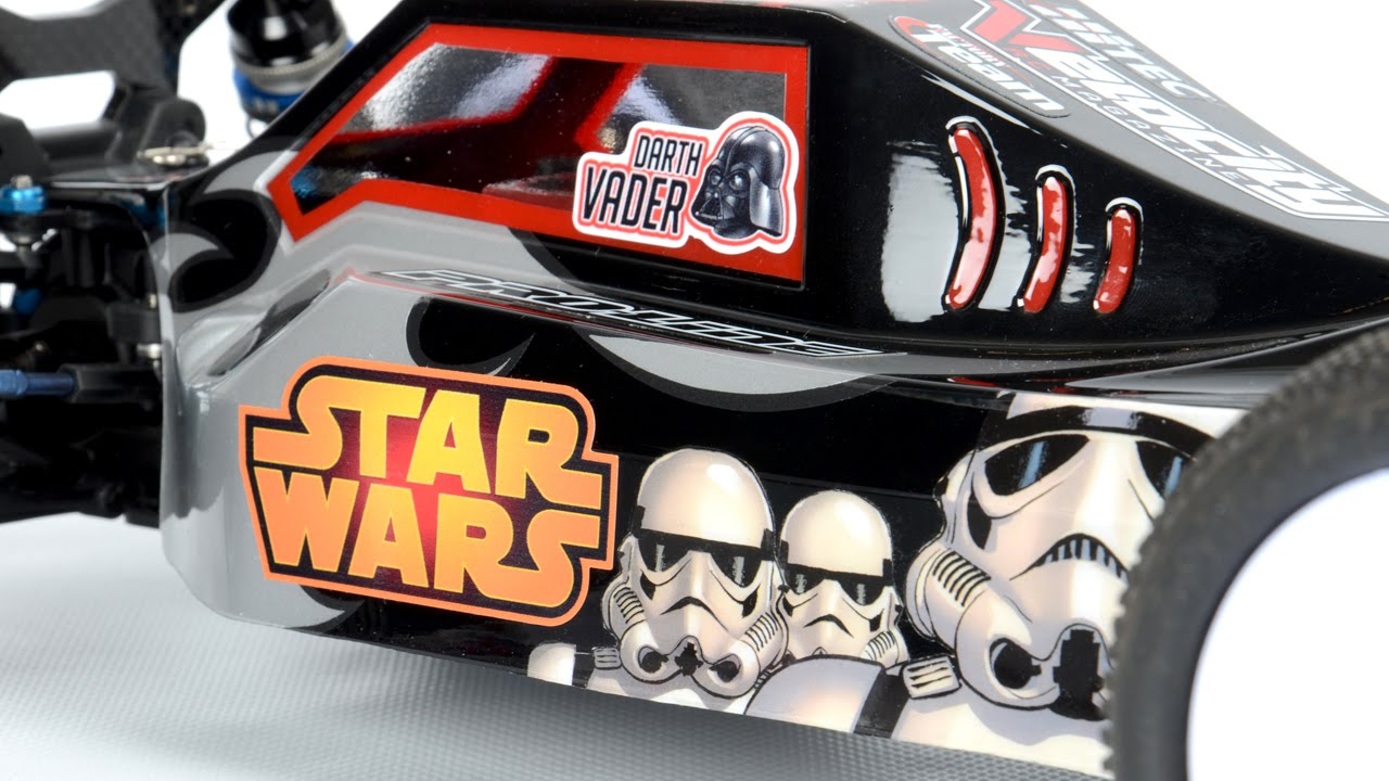 Star Wars themed RC Car paint job – VRC Magazine