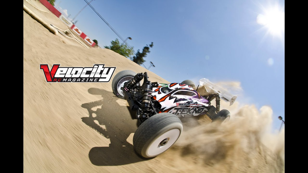 Tekno EB48SL Quick Review~ Velocity RC Magazine