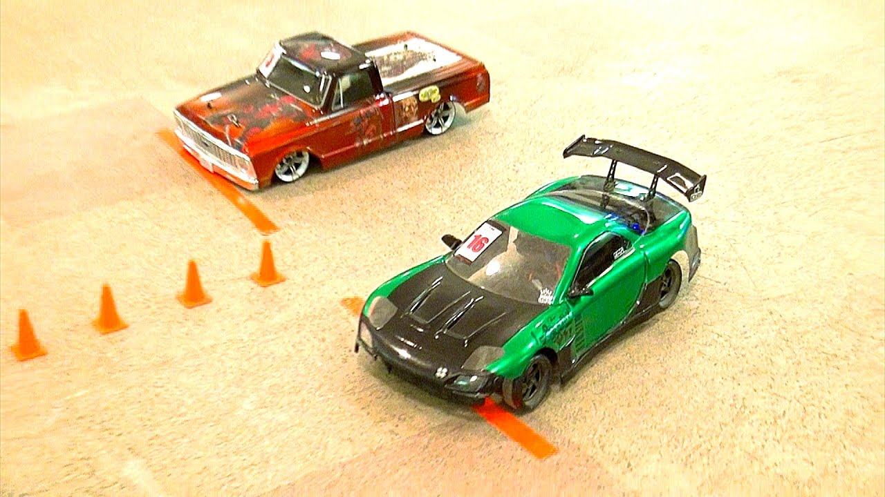 WHO WiNS? TANDEM DRiFT Competition – DK Championship – RWD & AWD | RC ADVENTURES