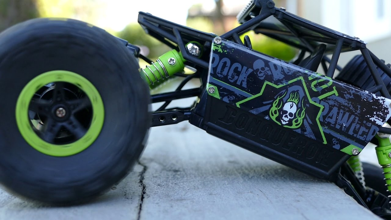 Hb 1/18 RC Rock Crawler – Full Review *Fun 4 Kids*