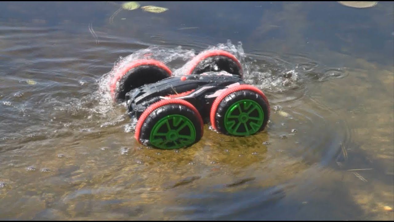 Crazy Amphibious RC Stunt Car by Metakoo – Product Review