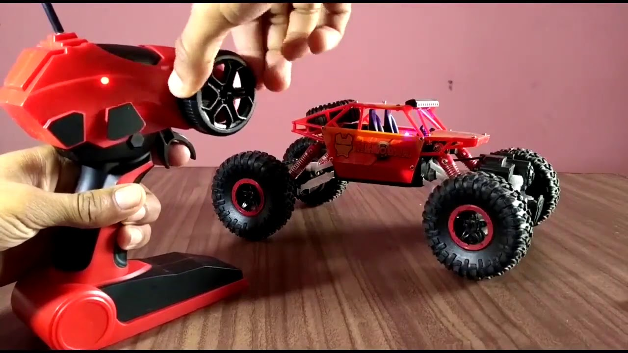Rockcrawler 49mHz off road rc car review update