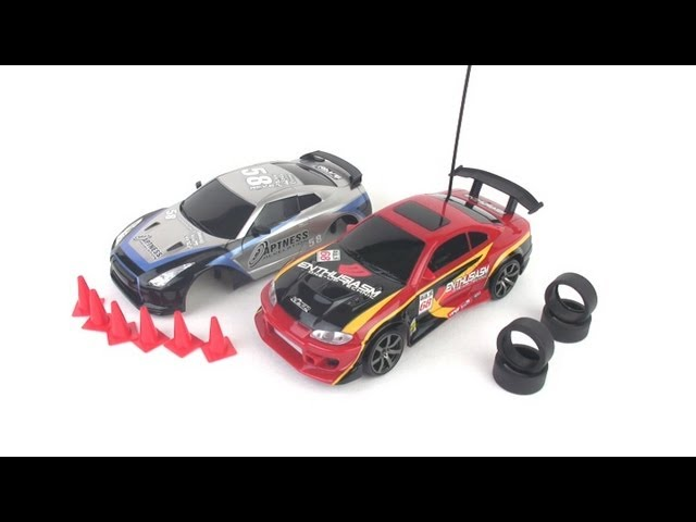 Silverlit GT Champions Super Drift RC car tested