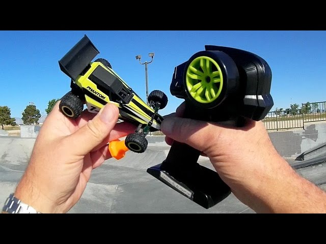 Crazon 1 32 Scale RC Car Drive Test Review