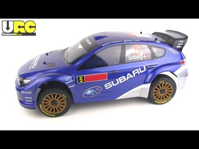 Kyosho DRX VE RTR rally car review