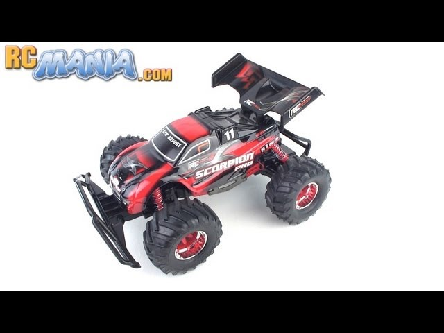 New Bright RC Pro Scorpion reviewed — Lithium ion comes to toy-grade RC!