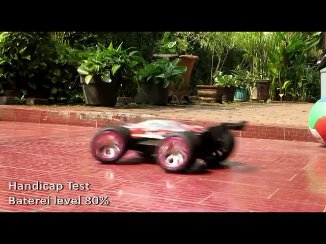 Review RC Car Land Buster 480p