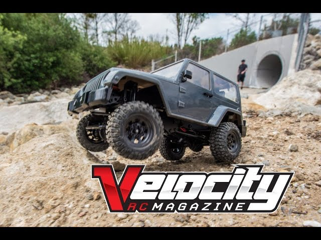 RC4WD Gelande II Review – Časopis Velocity RC Cars