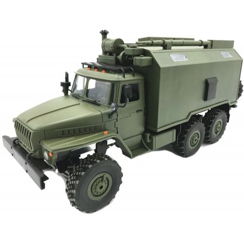 B36 WPL Ural 1/16 2.4G 6WD voiture Rc camion militaire Rock Crawler