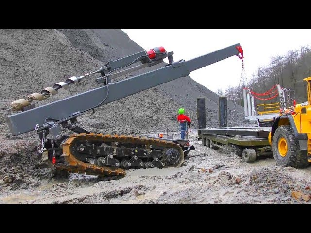 NEW RC VEHICLES 2019! STRONG DRILL DOZER IN ACTION! COOL RC TOYS