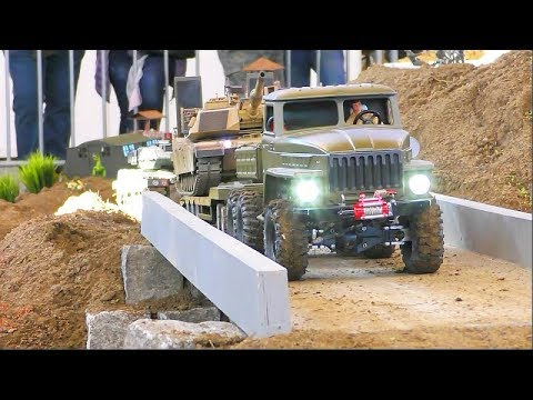 Fantastic RC Trucks! Best RC Tanks in Action! Amazing RC toys for boys!