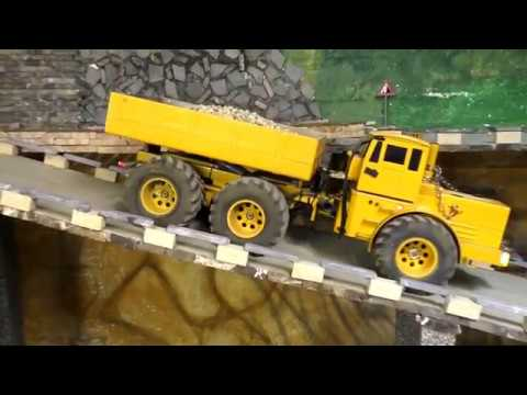 RC CONSTRUCTION MACHINES! HEAVY RC EQUIPMENT! WHEEL LOADER AND MORE! RC LIVE ACTION! youtube-editor