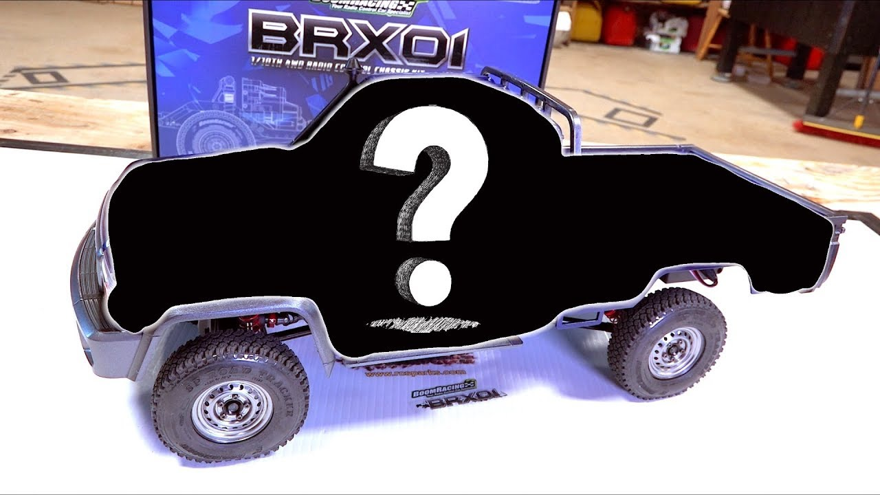 UNVEILING my Premium Toyota LC70 Land Cruiser BRX01 Boom Racing Truck Video 5 | RC EVENTYR