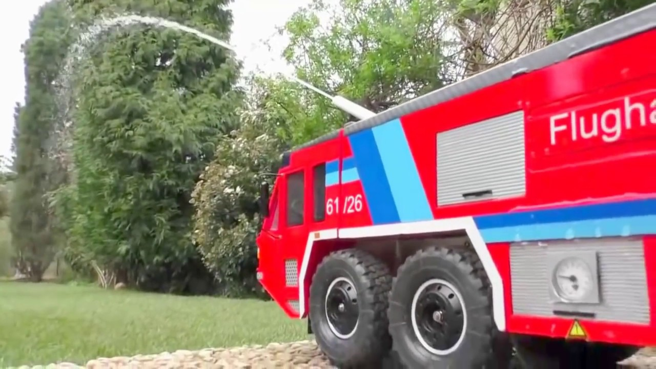 AWESOME  RC FIRE TRUCKS | RC FIRE EQUIPMENT RC LIVE ACTION