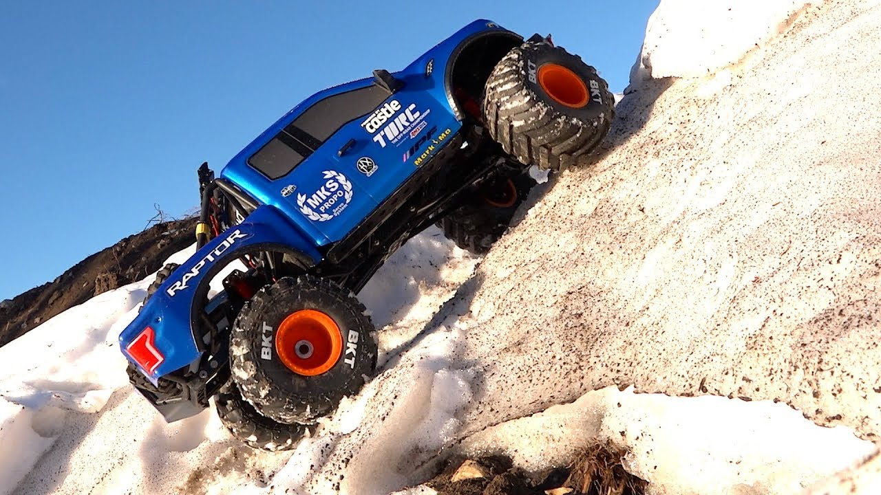 How Much Would You Pay? LARGE FULLY UPGRADED FORD F150 1:8 Traction Hobby RTR | RC AVONTUREN
