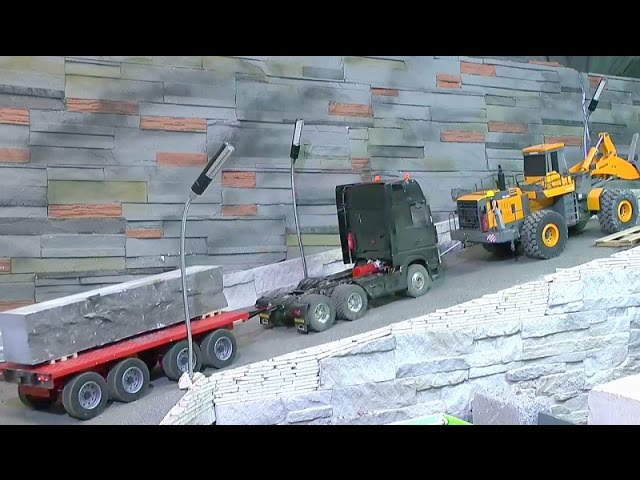 EXTRENE RC TRUCK PULL –  AWESOME RC MODELS RC EXCAVATOR! RC LIVE ACTION TOYS