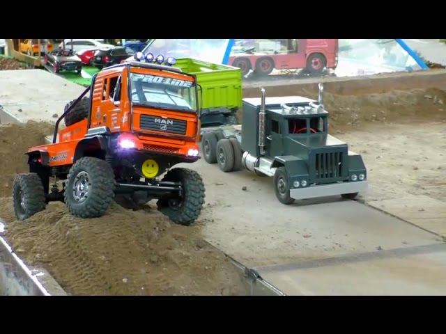 COOL RC TRUCK AND  MACHINES – SO AWESOME RC MACHINES AND TRUCKS! RC LIVE ACTION TOYS