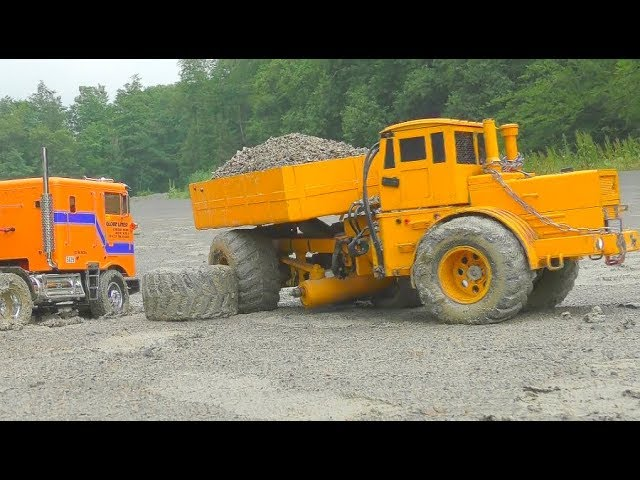 HEAVY RC EQUIPMENT FAILS! RC COMPILATION FROM HEAVY ACCIDENTS! VEHICLES CRASH! RC LIVE ACTION