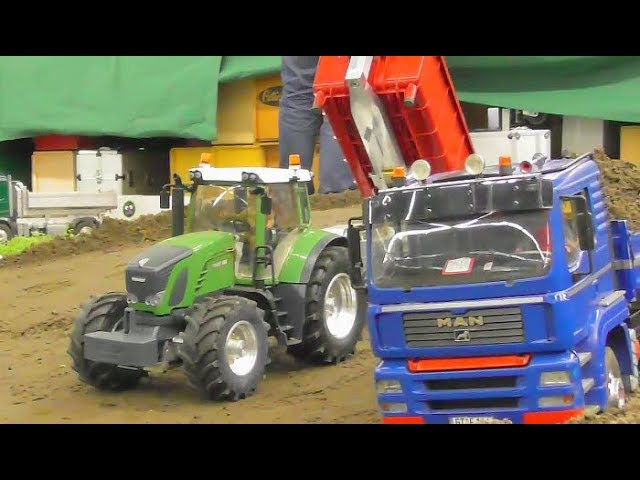 AMAZING RC VEHICLES! FANTASTIC SELF MADE RC MACHINES ! HEAVY CONSTRUCTION SITE! RC LIVE ACTION