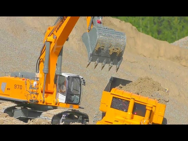 BEST RC CONSTRUCTION MACHINES! FANTASTIC RC MACHINES WORK HEAVY ! RC CONSTRUCTION ZONE! COOL RC TOYS
