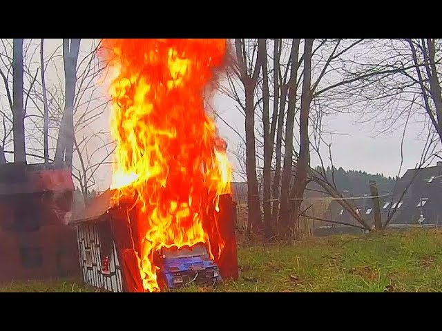Huge Fire! Heavy RC Fire Trucks! Best RC Fire Compilation! RC Fire Truck Acrion!