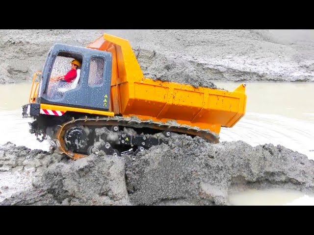 Extreme RC Construction Machinery! Biggest RC Construction Zone! Amazing RC