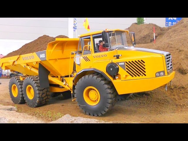 XXL RC Trucks Extreme! Biggest Rc machines and vehicles! Great scale models