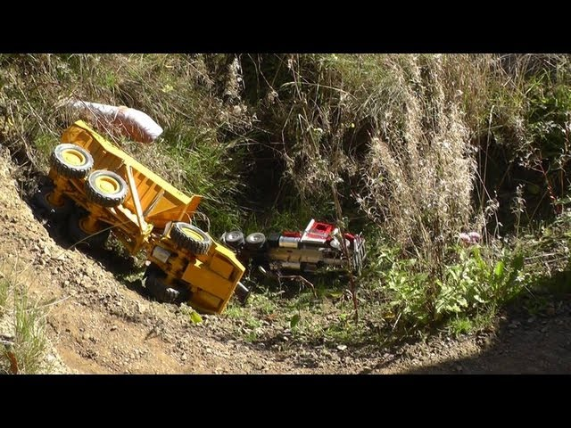 RC CRASH l RC HEAVY CONSTRUCTION l RC BAUSTELLE XXL, RC MINE l RC ACCIDENT l rc live action