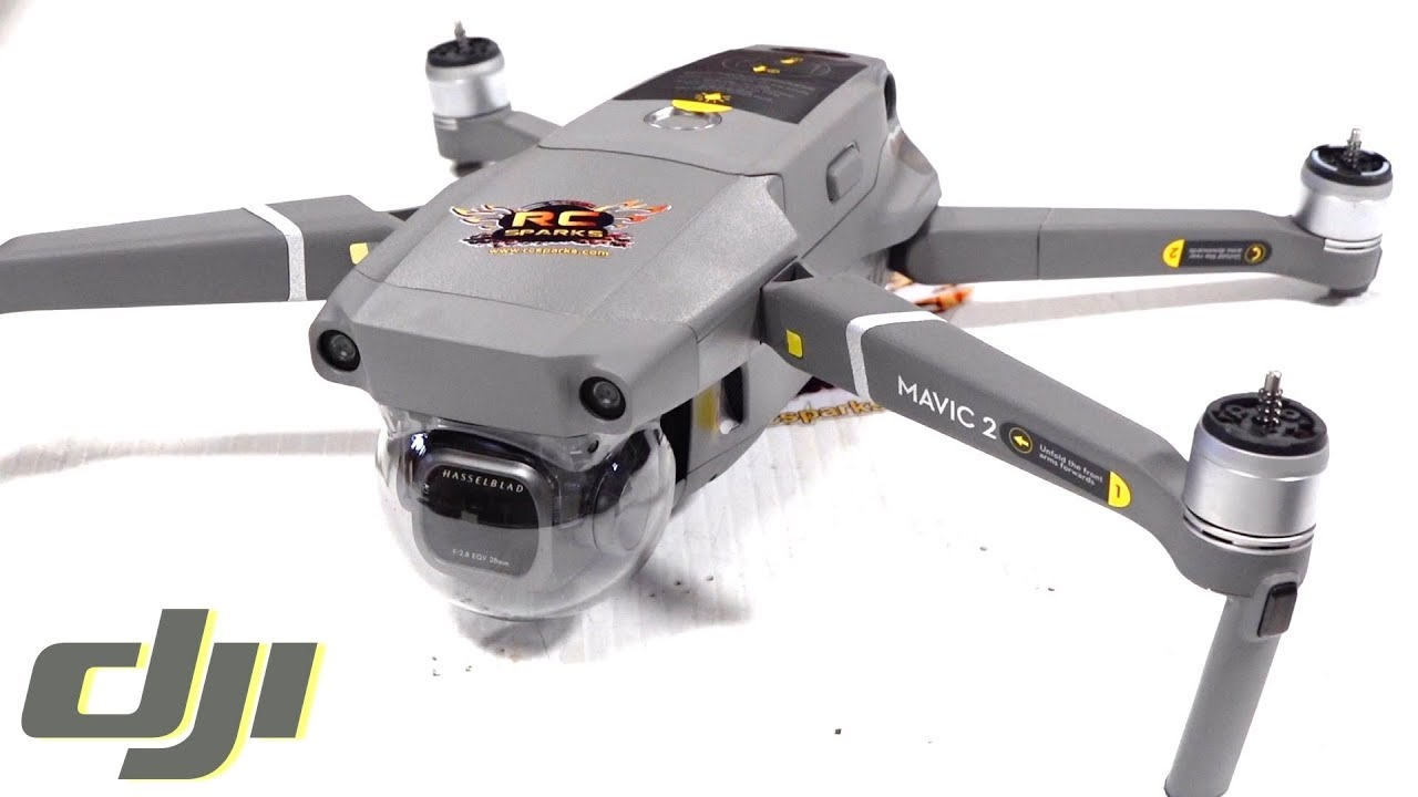 "I FINALLY bought a NEW DRONE after 4 Years! DJI MAVIC 2 Pro & ""Smart Controller"" 