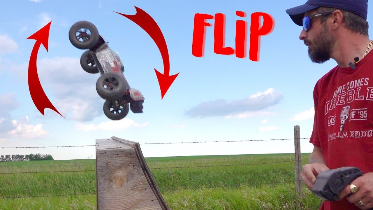 CAN YOU DO IT? How to Back Flip, Front Flip, Superman & Land | RC ADVENTURES