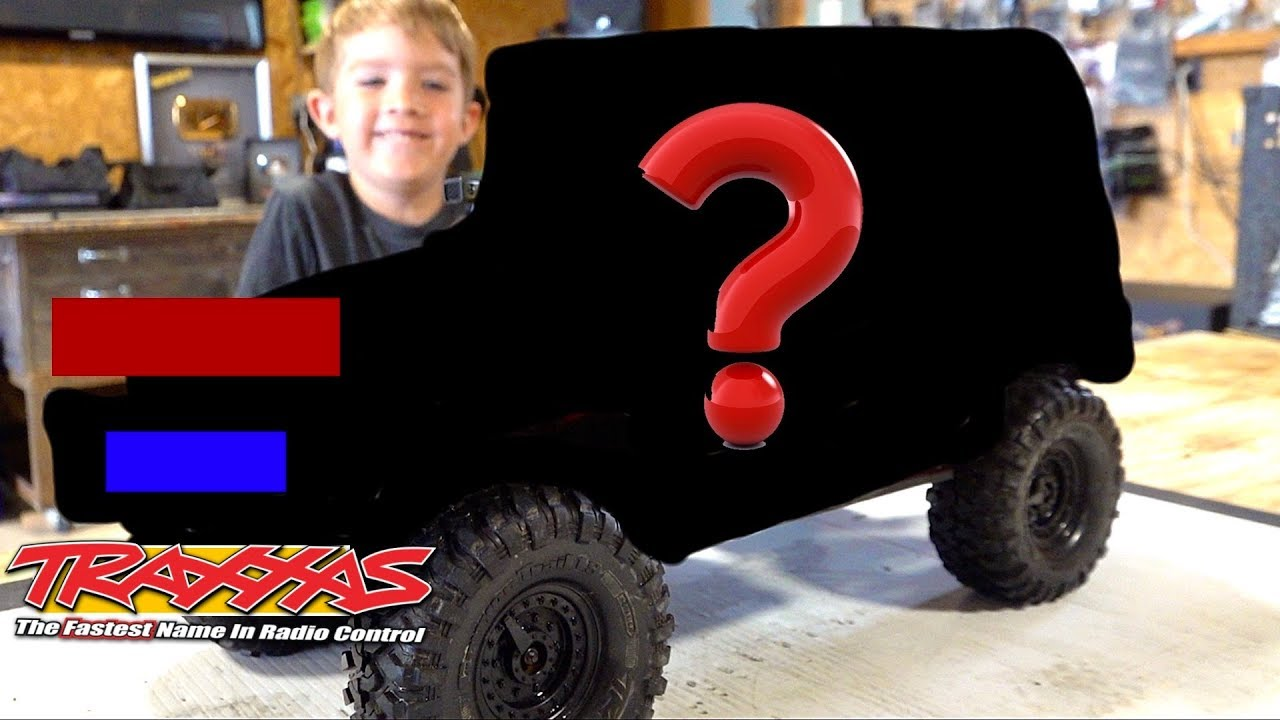 TEAM TRAXXAS sends MOE a MYSTERY SURPRISE for TTC 2019! | RC ADVENTURES