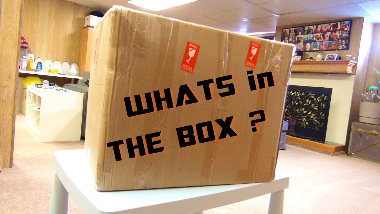 AVENTURAS RC – FiRST MYSTERY UNBOXiNG!