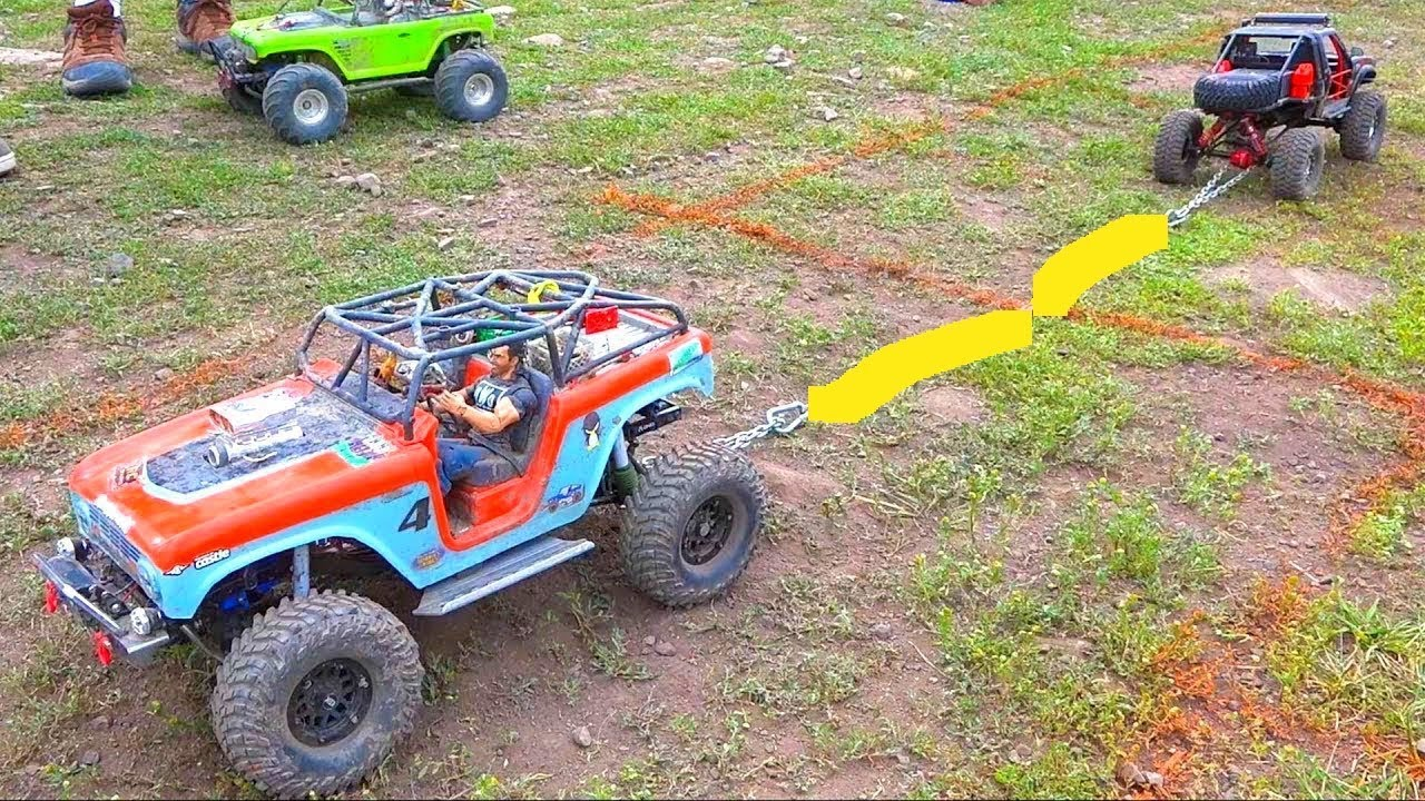 TTC 2018 – TUG OF WAR – RUDE BOYZ RC | RC ADVENTURES