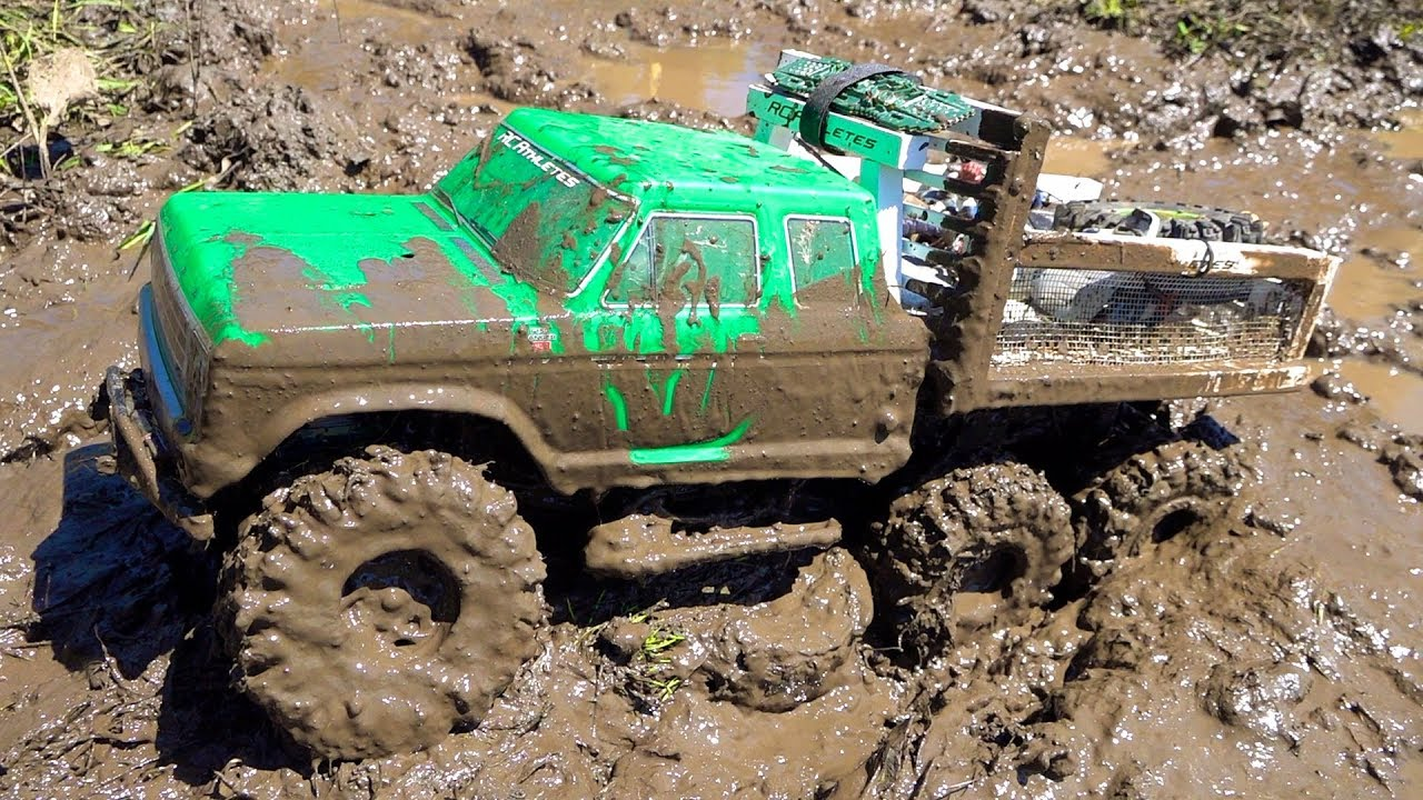 TTC 2019 – Eps 6: 6×6 in a SOUPY MUD BOG (Pt 1) TUFF TRUCK COMPETITION – RUDE BOYZ | PRZYGODY RC
