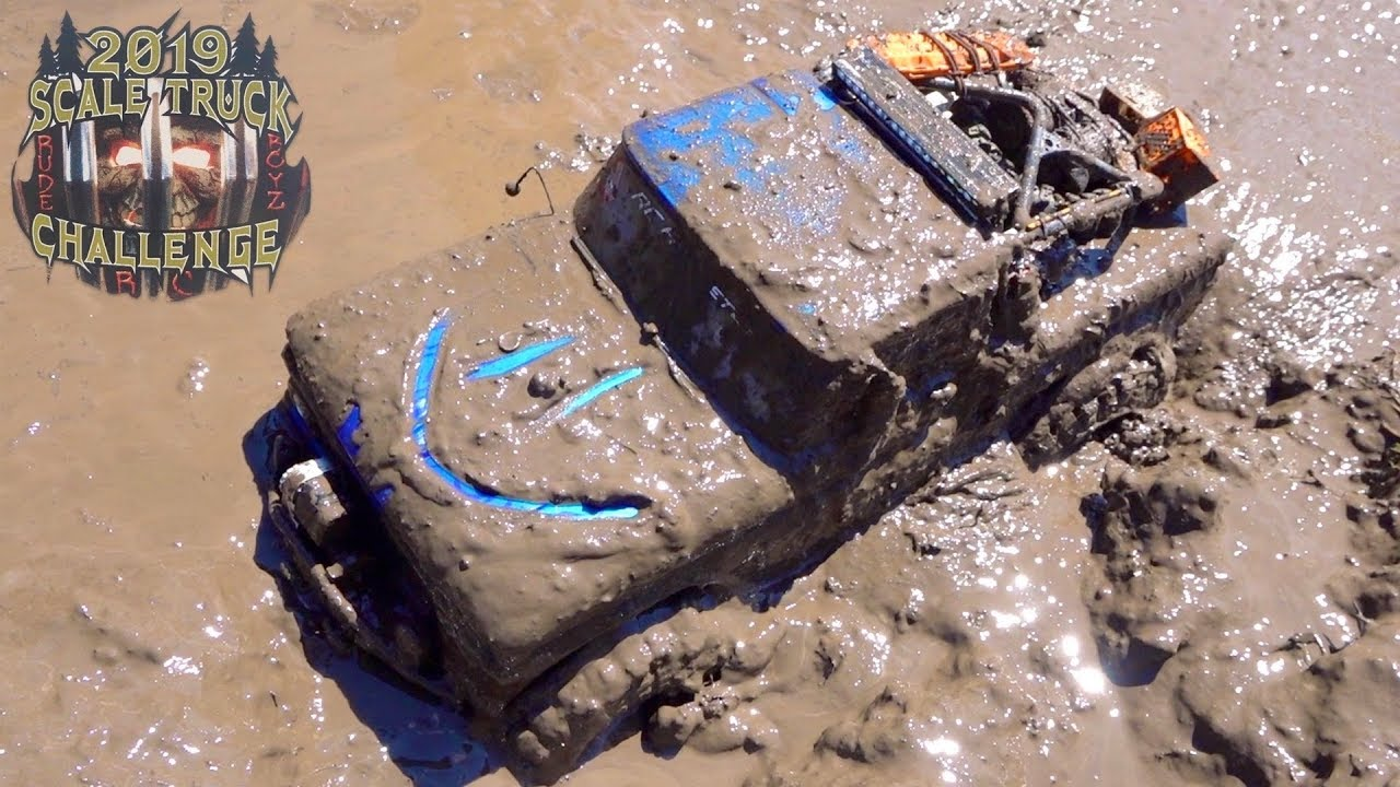 TTC 2019 – Eps 7: THiS TRUCK was BLUE – MUD BOG (PT 2) RUDE BOYZ | RC ADVENTURES