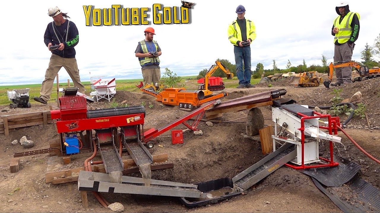 YouTube GOLD – A GOLDEN OPPORUNITY (s2 e19) | RC ADVENTURES