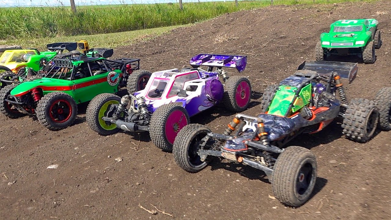 """2019 """"BiG DIRTY"""" – MiXED Buggy: Canadian Large Scale Offroad Race Reel (PT 2)   RC ADVENTURES"""